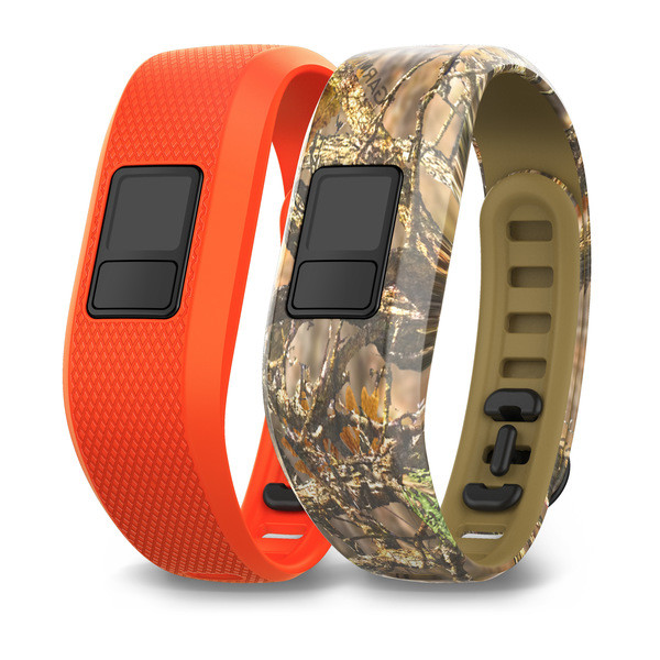Camo and Blaze Orange Bands