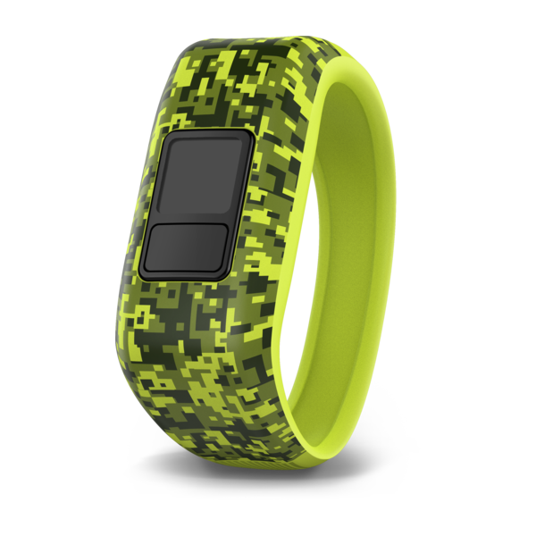 Armband in Digital-Camouflage (vívofit® jr.)