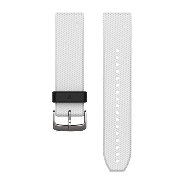 Bracelets QuickFit™ - 22mm - Silicone blanc