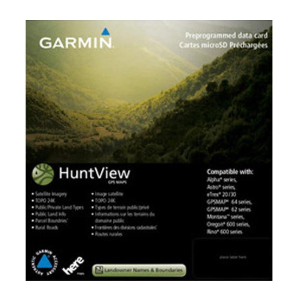 Garmin HuntView™ Maps - Minnesota