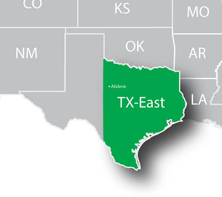 Garmin HuntView Maps Texas Garmin - East texas map