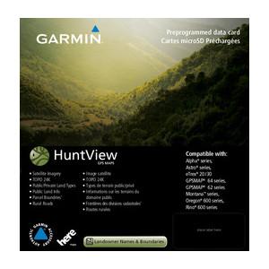 Garmin HuntView™ Maps - West Texas