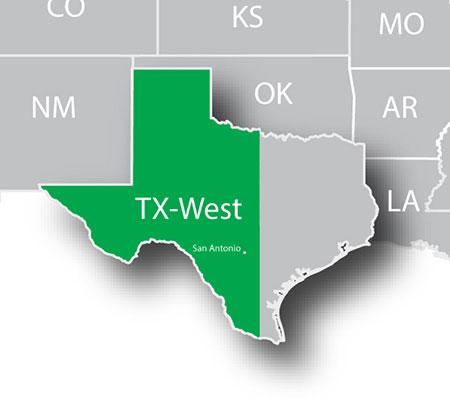 Garmin HuntView Maps Texas West Garmin - Satellite maps texas