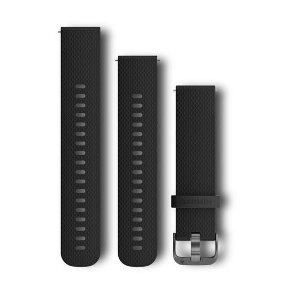 Braceletes de desbloqueio rápido (20 mm)