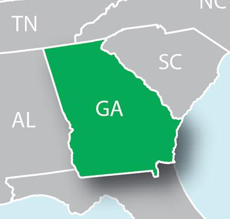 Garmin HuntView Maps Georgia Garmin - Georgia map garmin