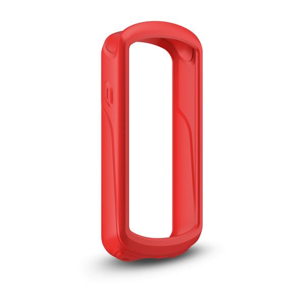Czerwone silikonowe etui