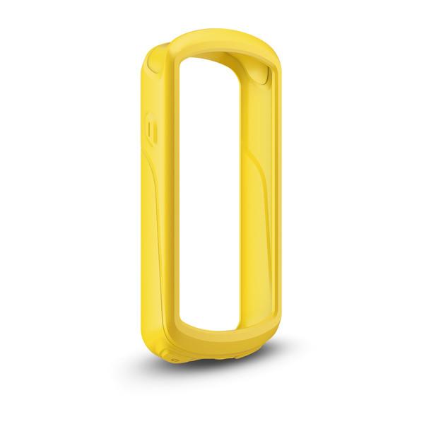 Żółte silikonowe etui