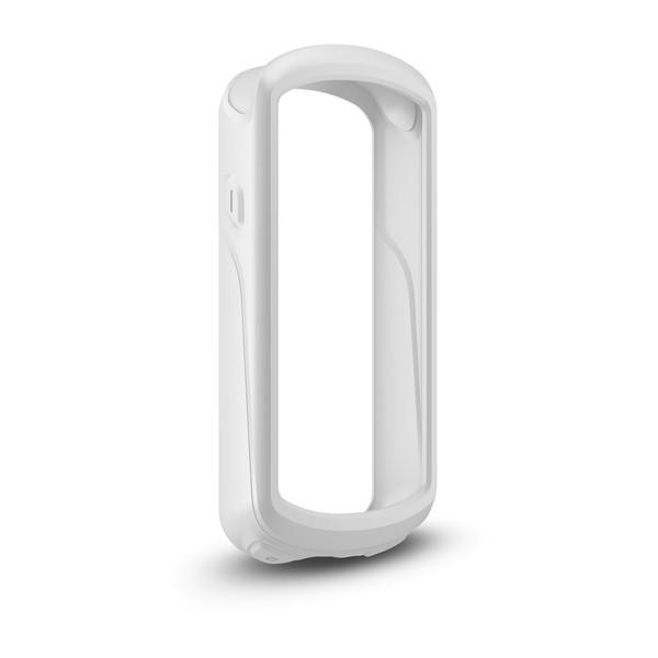 Białe silikonowe etui