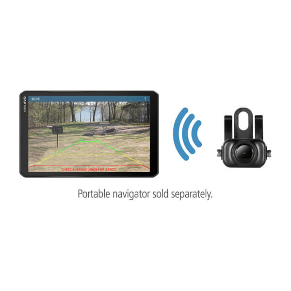 BC™ 35 trådløst ryggekamera