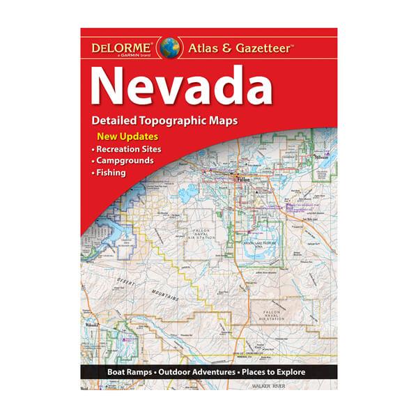 DeLorme Atlas Gazetteer Garmin