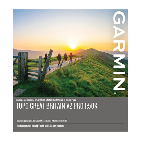 TOPO Great Britain PRO 1:50k