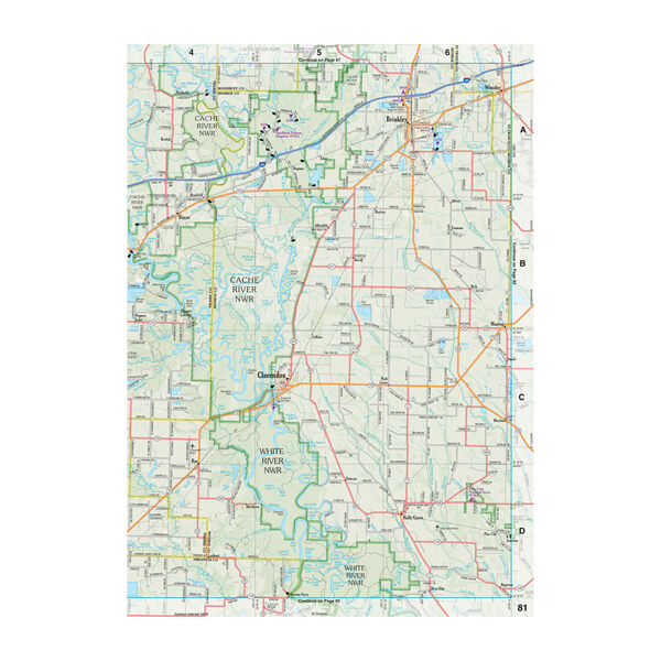 DeLorme® Atlas & Gazetteer Paper Maps 3