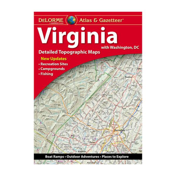 DeLorme Atlas & Gazetteer   Garmin on