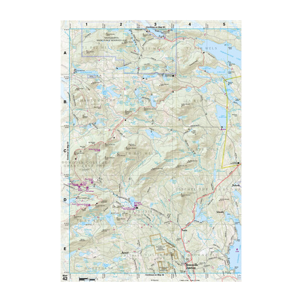 DeLorme® Atlas & Gazetteer Paper Maps 3