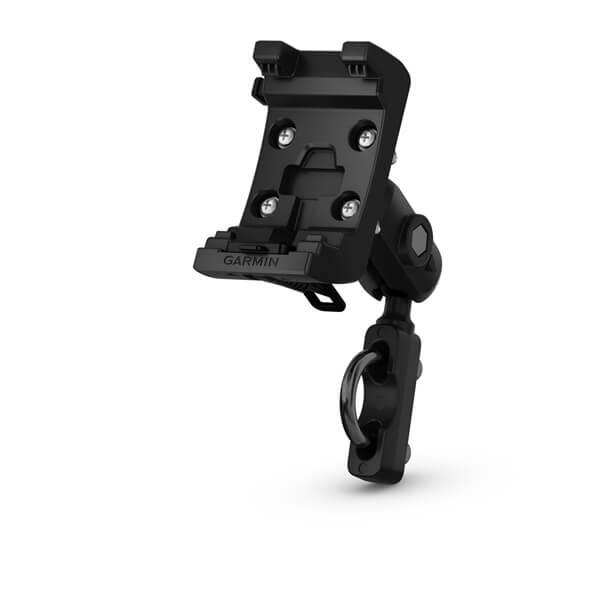 Montageset voor motor/terreinwagen en robuuste AMPS-steun met audio-/voedingskabel