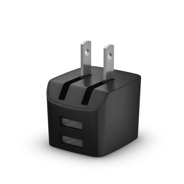 Dual Port USB Power Adapter