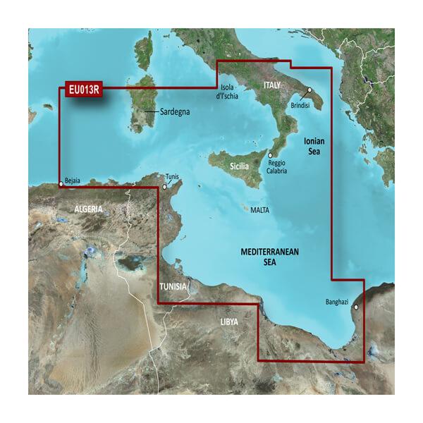 VEU013R-Italy Southwest & Tunisia 1