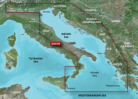 VEU014R-Italy, Adriatic Sea