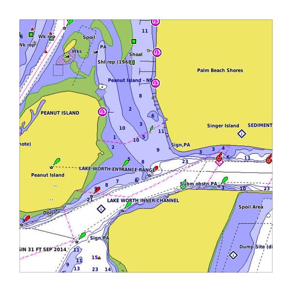 HXEU461S - Thames Estuary