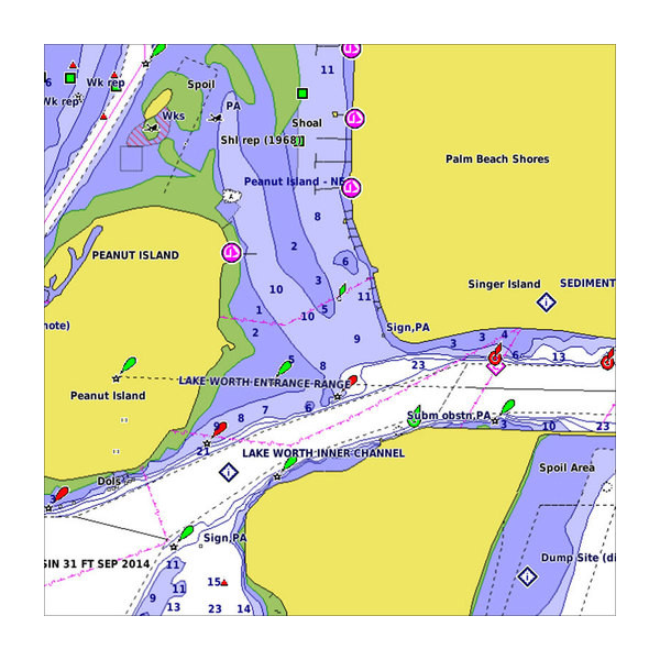 BlueChart g2 microSD with SD Adaptor - Esperance to Exmouth Bay