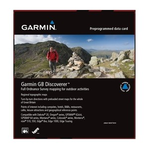 Garmin GB Discoverer 1:25k - North Yorkshire Moors