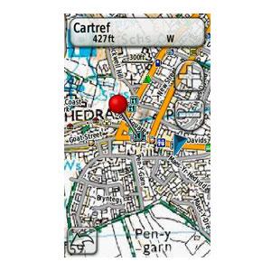 Garmin GB Discoverer: parcs nationaux de Grande-Bretagne à l'échelle 1:50000 1