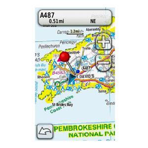 Garmin GB Discoverer: parcs nationaux de Grande-Bretagne à l'échelle 1:50000 4