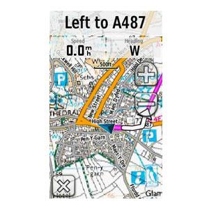 Garmin GB Discoverer 1:25k - Coast to Coast Walk 2