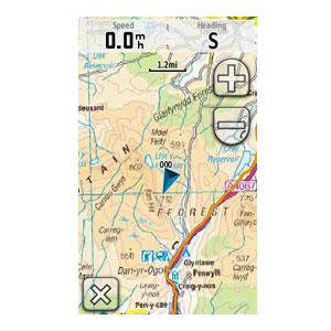 Garmin GB Discoverer 1:25k - Coast to Coast Walk 5