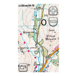 Garmin GB Discoverer 1:25k - Coast to Coast Walk 7
