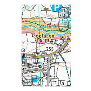 Garmin GB Discoverer 1:25k - Coast to Coast Walk 6