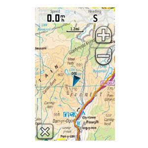 Garmin GB Discoverer 1:25k - The Cairngorms 5