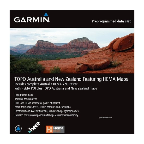 TOPO Australia & New Zealand Featuring HEMA