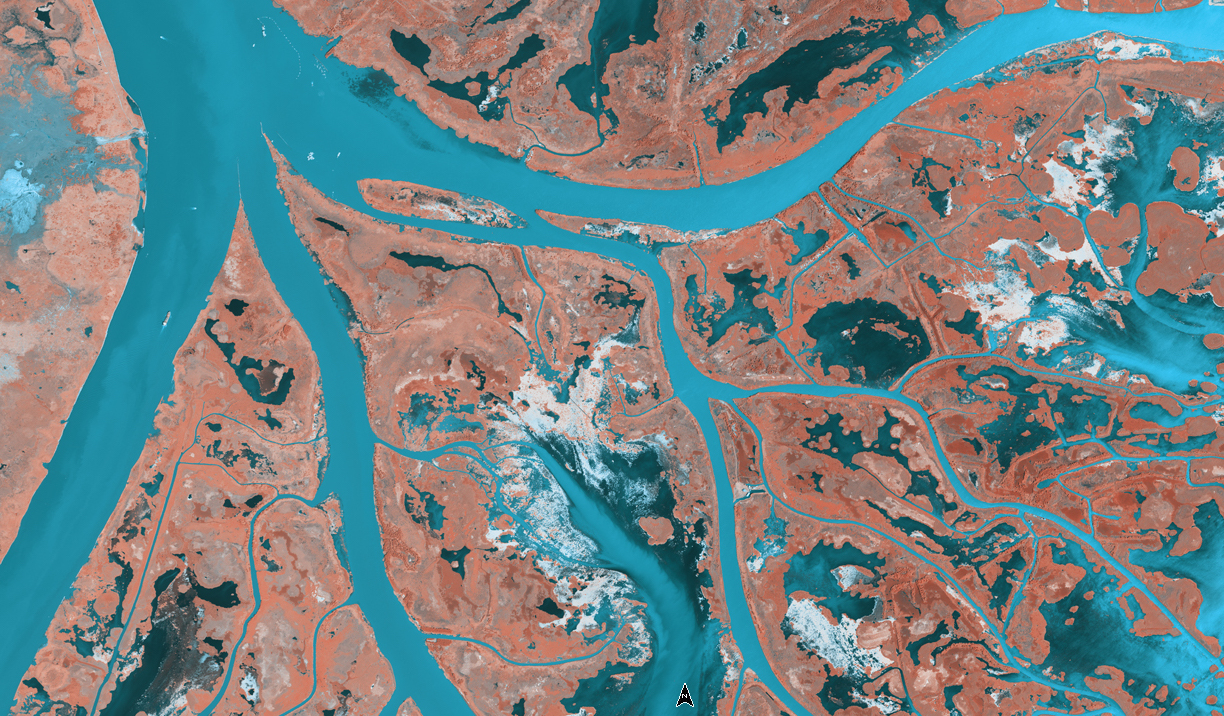 High-Resolution Aerial Imagery