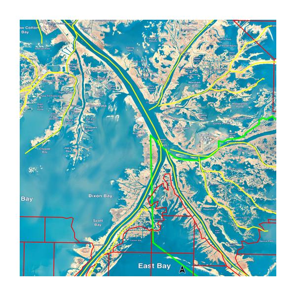 Standard Mapping® - Louisiana One Premium