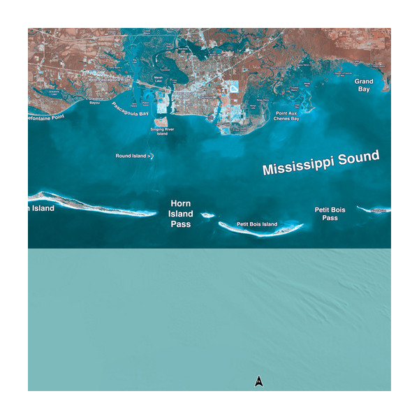 Standard Mapping® - Mississippi Sound Classic