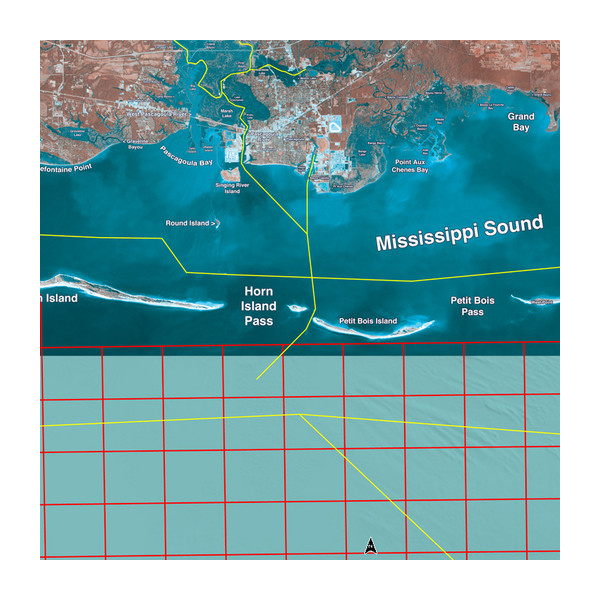 Standard Mapping® - Mississippi Sound Premium
