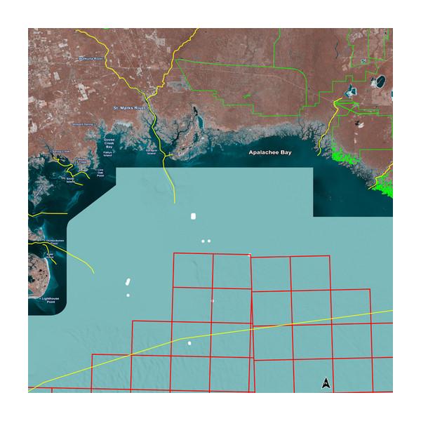 Standard Mapping® - Gulf Coast Professional