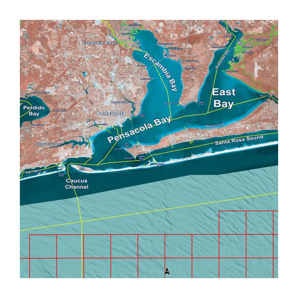Standard Mapping® - Emerald Coast Premium