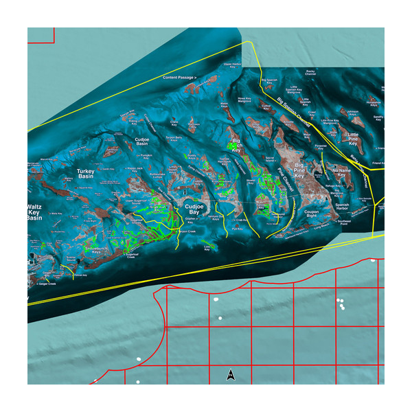 Standard Mapping® - Florida Keys Professional