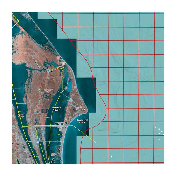 Standard Mapping® - Florida East Peninsula Professional
