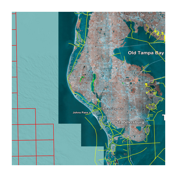 Standard Mapping® - Florida West Peninsula Premium