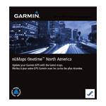 nüMaps Onetime™ City Navigator® North America NT