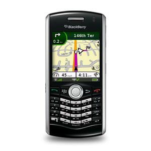 Garmin Mobile® for BlackBerry®