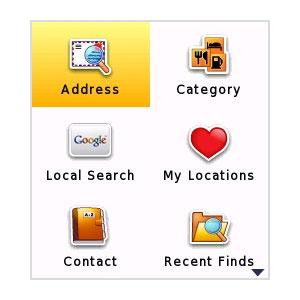 Garmin Mobile® for BlackBerry® 2