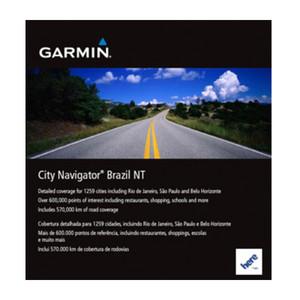 City Navigator® Brazil NT