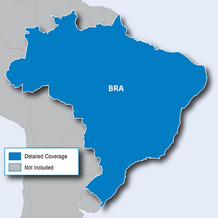 City Navigator® Brazil NT | Garmin