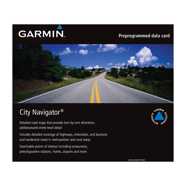 City Navigator® China NT - English