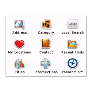 Garmin Mobile® for BlackBerry® 1
