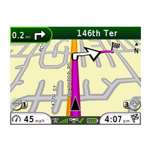 Garmin Mobile® for BlackBerry® 3